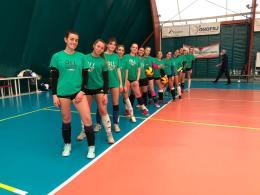 C - La All Volley concede il bis: altro successo su Isola Sacra