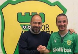 Altro colpaccio della Pro Calcio: Damiano Mereu è gialloverde