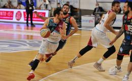 A2 - Rieti, il cuore oltre l'ostacolo: battuta Ferrara di 12 punti