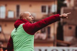 Montespaccato, cambio temporaneo: Mucciarelli sostituisce Ferazzoli