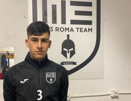 Emanuele Barrotta sbarca in Eccellenza con la W3 Roma Team