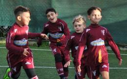 La Totti Soccer School non si ferma: sette società iscritte all'Academy