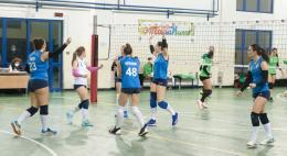 C - KK Eur, riprende la corsa: Green Volley domato al tie break