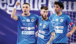 F8 Coppa Italia, il Lido di Ostia stende Matera ai rigori