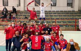 B - Civitacastellana schianta l'Arno. Play off centrati per i rossoblù