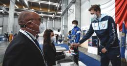 Lazio, Testa centra il bronzo nella prova regionale Under 20