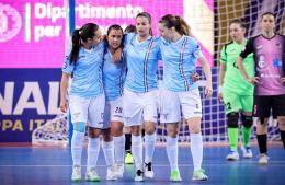 F8, Lazio da incorniciare: cinquina al Pelletterie nei quarti