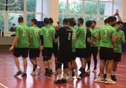 C - La Green Volley non fa sconti. Afrogiro battuta ed addio play off