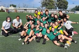 Roma Calcio Femminile ko:  Florentia più forte e seconda in classifica