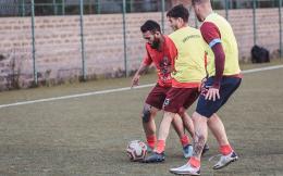 """Unipomezia, Ronci: """"Non abbiamo perso ritmo, qui ci alleniamo al massimo"""""""