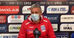 """Cassino, Grossi si gode il pari di Latina """"Complimenti alla squadra, non molla mai"""""""