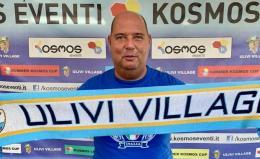 Ulivi Village, Giacomo Rossi nuovo tecnico della prima squadra