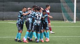Unipomezia a punteggio pieno: cinque gol al Centro Sportivo Primavera