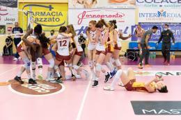Roma, il sogno è diventato realtà! Dopo 25 anni la Capitale è in Serie A1