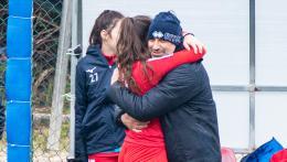 """Woman Atletico Lodigiani, Serafico: """"Bel momento. Il Frosinone? Vogliamo batterlo"""""""
