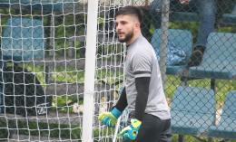 """Vigor Perconti, Riccio: """"Felice per il mio gol decisivo"""""""