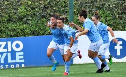 """Lazio, la Serie A ora è ad un passo. Castiello """"Vogliamo prenderci il primato"""""""