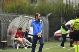 """Monterosi, D'Antoni: """"Giocato da primi in classifica. Cancellato ko di quattro anni fa"""""""