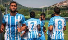 Camilli e Gomez illudono l'Insieme Formia: rimonta Nocerina negli ultimi 15'