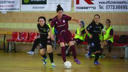 La Futsal Pontinia piega la Virtus Fondi con super Vattone