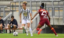 Lampo di Bonansea: la Juventus piega la Roma al Tre Fontane