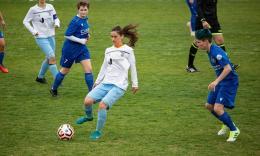 Morgani e due volte Sabellico: Lazio Calcio Femminile ok con la Vis Sora