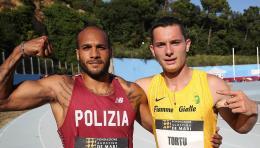 A Rieti una supersfida tra sprinter: sabato il duello Jacobs - Tortu