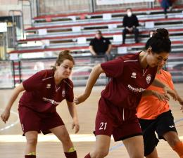 Futsal Pontinia col poker: l'Atletico Tirrena alza bandiera bianca