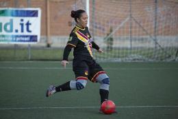 La Roma Calcio Femminile cala la manita sulla Virtus Fondi
