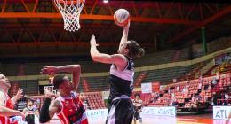 A2- Eurobasket, esordio da ricordare: Forlì va ko  sulla sirena!