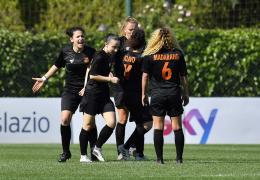 La Roma Calcio Femminile sbanca Cesena e centra la salvezza