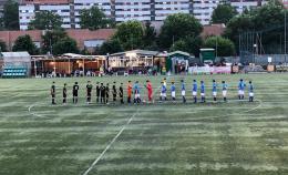 Polito risponde a Lolli: finisce pari tra Città di Ciampino e Pro Calcio