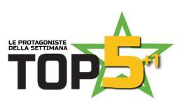 La TOP 5+1: Eccellenza Femminile, ecco le migliori della 7ª giornata