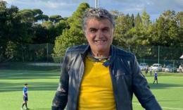 Paolo Armeni ai saluti: non è più il direttore sportivo del Futbolclub