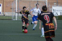 La Roma Calcio Femminile chiude in bellezza: cinque squilli al Pontinia