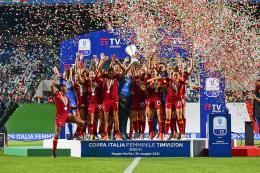 La Roma vince la Coppa Italia: steso il Milan ai rigori