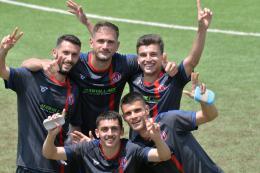 Real Monterotondo Scalo, altra vittoria: anche l'Aranova va al tappeto