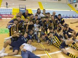 Trionfo dell'History Roma 3Z: la Coppa Italia è gialloblù