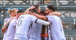 Il Nola si impone al Salveti: match ricco di gol, Cassino battuto
