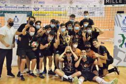 U17 - La Fenice conquista il titolo regionale nella finale di Sabazia