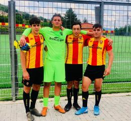 Hermada: quattro giocatori hanno sostenuto uno stage con il Benevento