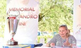 Memorial Alessandro Bini: dal 28 agosto la XIII edizione