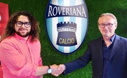 Roveriana, ufficializzato il dg: Francesco Comiano è biancazzurro