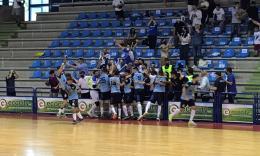 Città di Anzio, con il cuore arriva il trionfo: biancazzurri in Serie B!