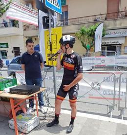 Pierfilippo Gabrielli campione regionale Juniores: a Formello è quarto assoluto