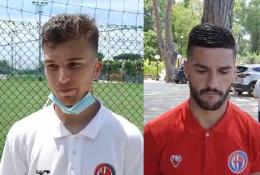 Real Monterotondo Scalo: Pasqui e Lupi commentano il 4-4 con l'Unipomeiza