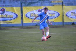 "Cynthialbalonga, Santoni ed il suo primo gol ""Lo dedico ai miei genitori"""