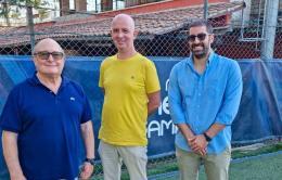 Il  Futbolclub si attiva per il dopo-Armeni: arriva Luigi Porcelli