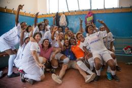Football for Unity: domani l'evento della Liberi Nantes