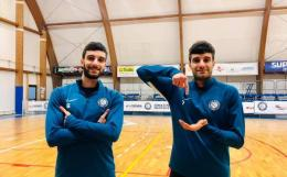 Olimpus, i fratelli Pizzoli restano in blues anche in Serie A